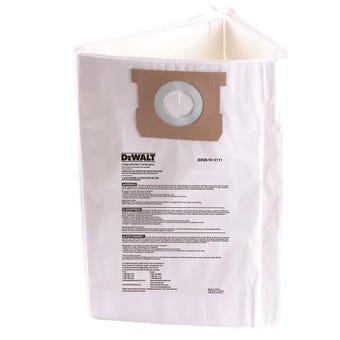 DeWALT Dust Bag Fine for 22-37L - 3 Pack