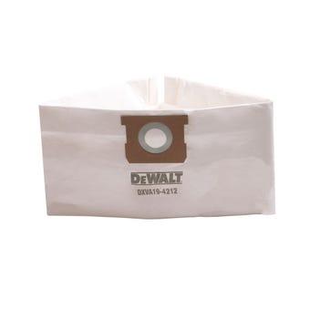 DeWALT Dust Bag Fine for 45-61L - 3 Pack