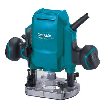 """Makita 1000W Plunge Router 8mm (5/16"""")"""