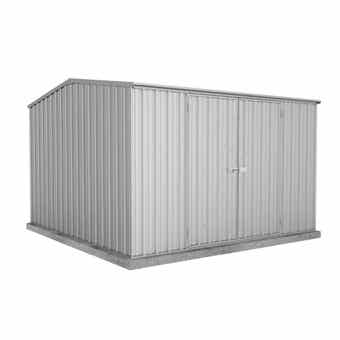 Absco Economy Shed Gable Roof W3.0 x D3.0 x H2.06m