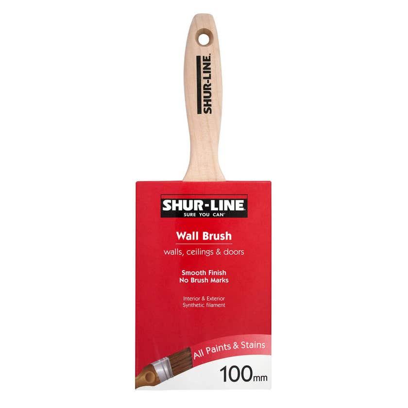 Shur-Line Synthetic Wall Brush