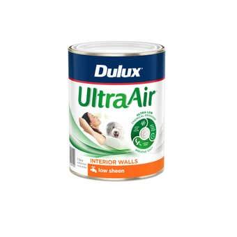 Dulux UltraAir Low Sheen Vivid White