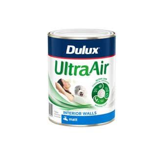 Dulux UltraAir Matt Vivid White