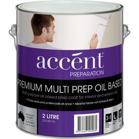 Accent® Multi Prep Oil Based 2L