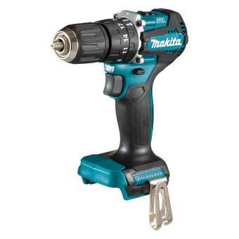 Makita 18V Brushless Sub-Compact Hammer Driver Drill Skin