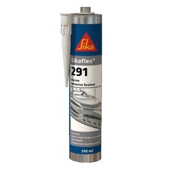 Sika Sikaflex® 291 Marine Adhesive Sealant Black 310ml