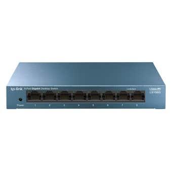 TP-Link Gigabit Desktop Switch 8-port
