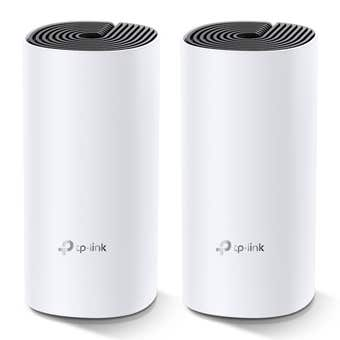 TP-Link Deco M4 Whole Home Mesh Wi-Fi System - 2 Pack