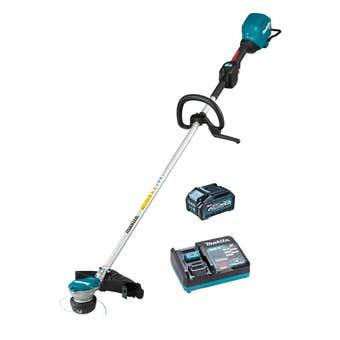 Makita 40V Max 4.0Ah Brushless Loop Handle Brushcutter Kit UR003GM101