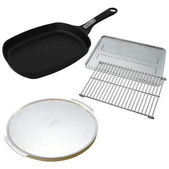 Weber Q Essentials BBQ Pack
