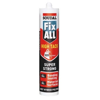Soudal Fix ALL High Tack Sealant 290ml