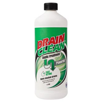 Cleaner Drain Septic Treatment