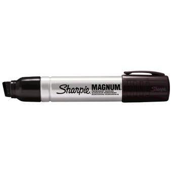 Marker Pro Metal Black Sharpie
