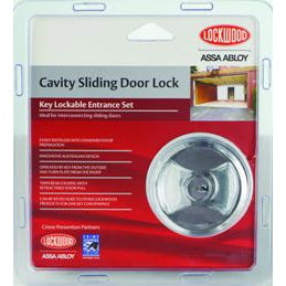 Lock Cav Slid Door Round Entrance Cp Dp