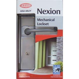 Lockwood Deadlock Nexion Vision Lever