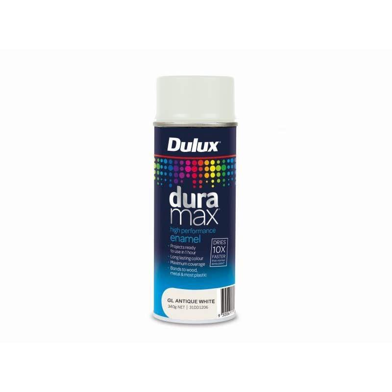 Dulux Duramax 340G Antique White