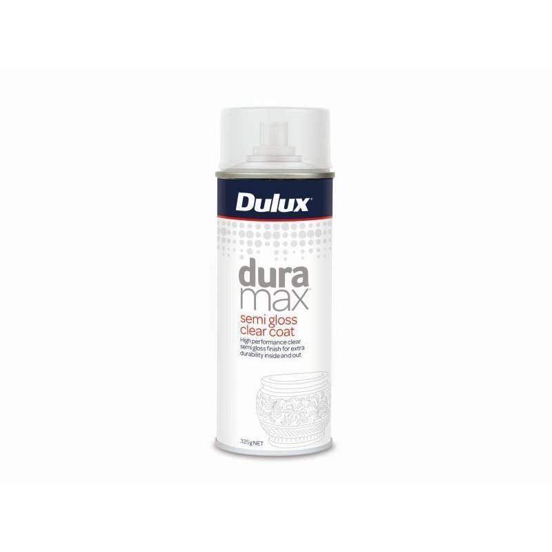 Dulux Duramax 325G Semi Gloss Clear