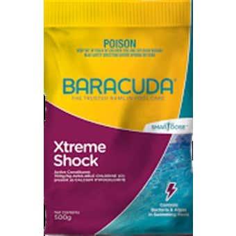 Baracuda Xtreme Shock Pool Treatment 500G
