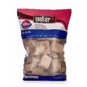Weber Hickory Chips 1.8KG