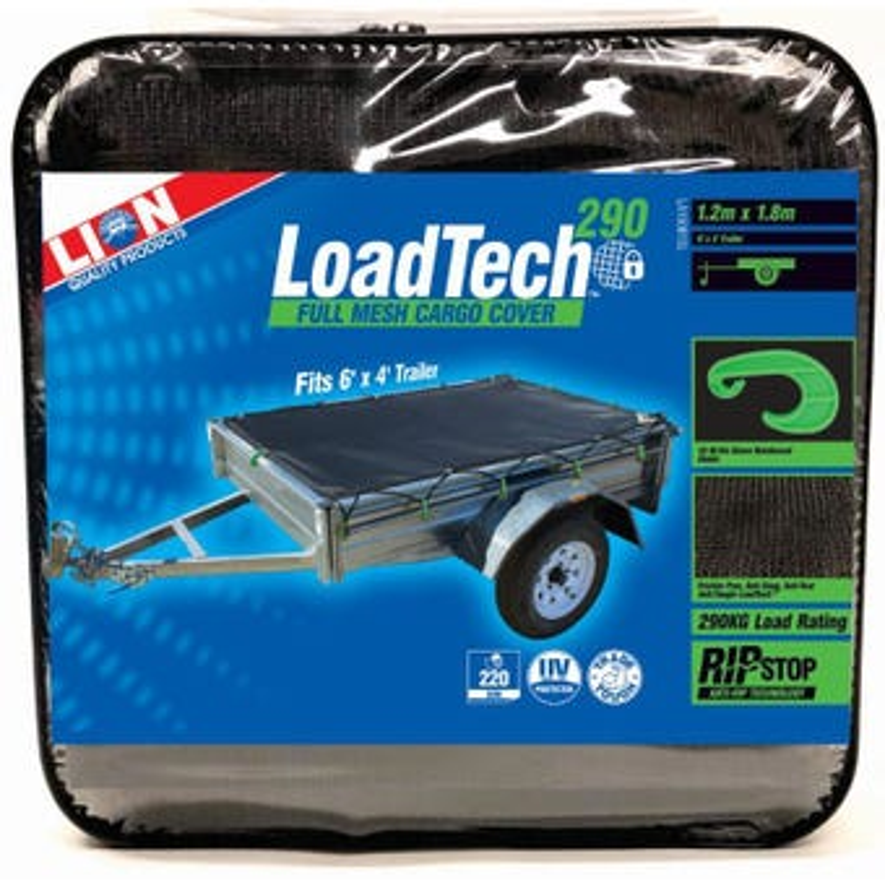 LoadTech Full Mesh Cargo Net 1.2 x 1.8M