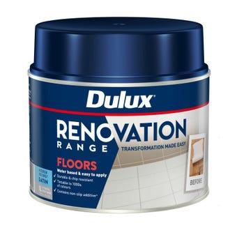 Dulux Renovation Range Floors Satin Deep Base 1L