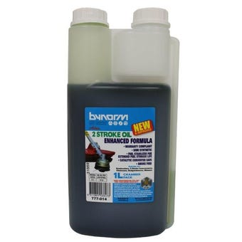 Bynorm 2 Stroke Oil Chamber Pack 1L