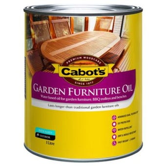 Cabot's Furniture Oil