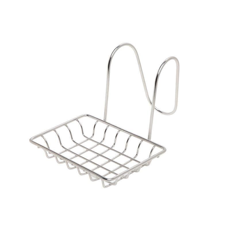 Soap Caddy Over the Bath Stainless Steel