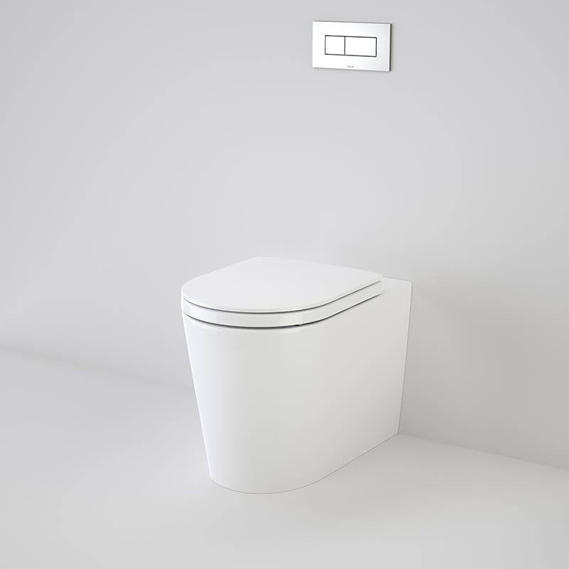 Caroma Liano Wall Faced Invisi Series II Suite