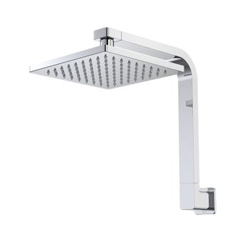 Dorf Epic Fixed Wall Upswept Shower