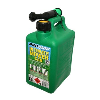 Pro Quip 5 Litre Ultimate Mower Plastic Fuel Can