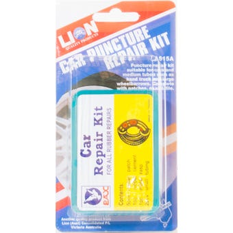 Lion Large Puncture Repair Kit