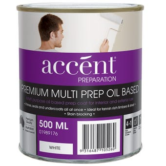Accent® Multi Prep Oil Based 500ml