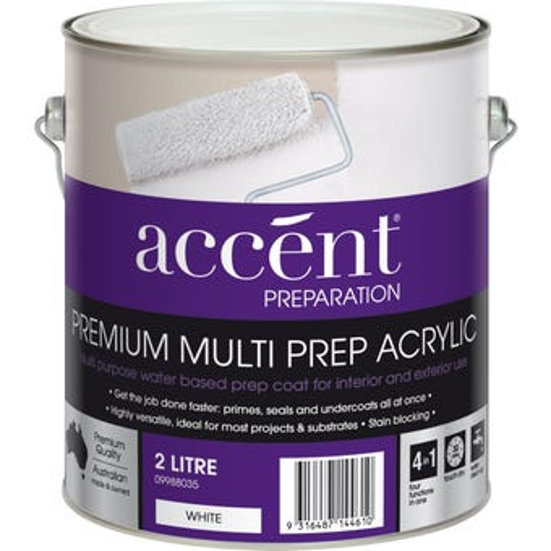 Accent® Multi Prep Acrylic 2L