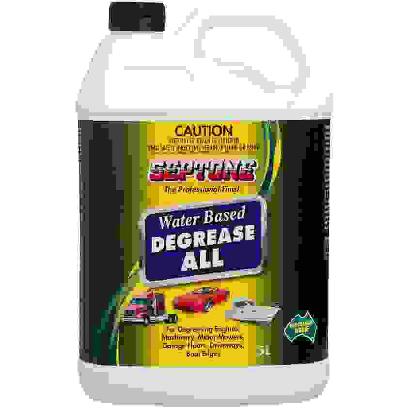Septone 5L Degrease All