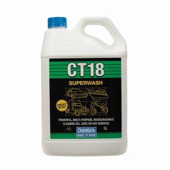 CHEMTECH CLEANER CT18 SUPERWASH 5L