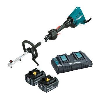 Makita 36V (2 x 18V) Brushless Multi Function Power Head