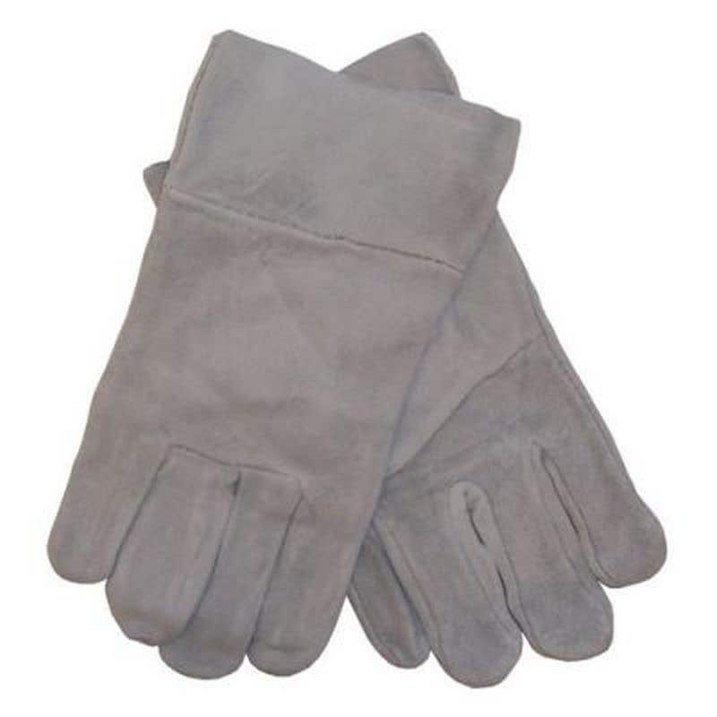Glove Mens H/D Leath Protector