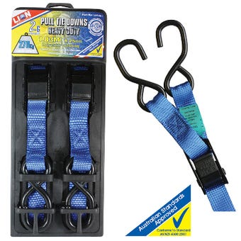 Lion 2 Piece Pull Action Tie Down