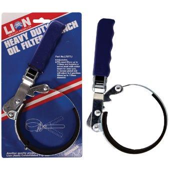 Lion Adjustable Oil Filter Wrench