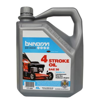 Bynorm 4 Stroke Engine Oil 4L