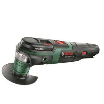 Bosch PMF 18 Li Cordless Multipurpose Tool