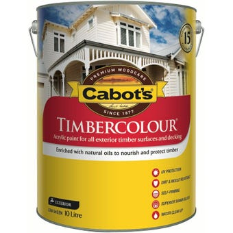 Cabot's Timbercolour