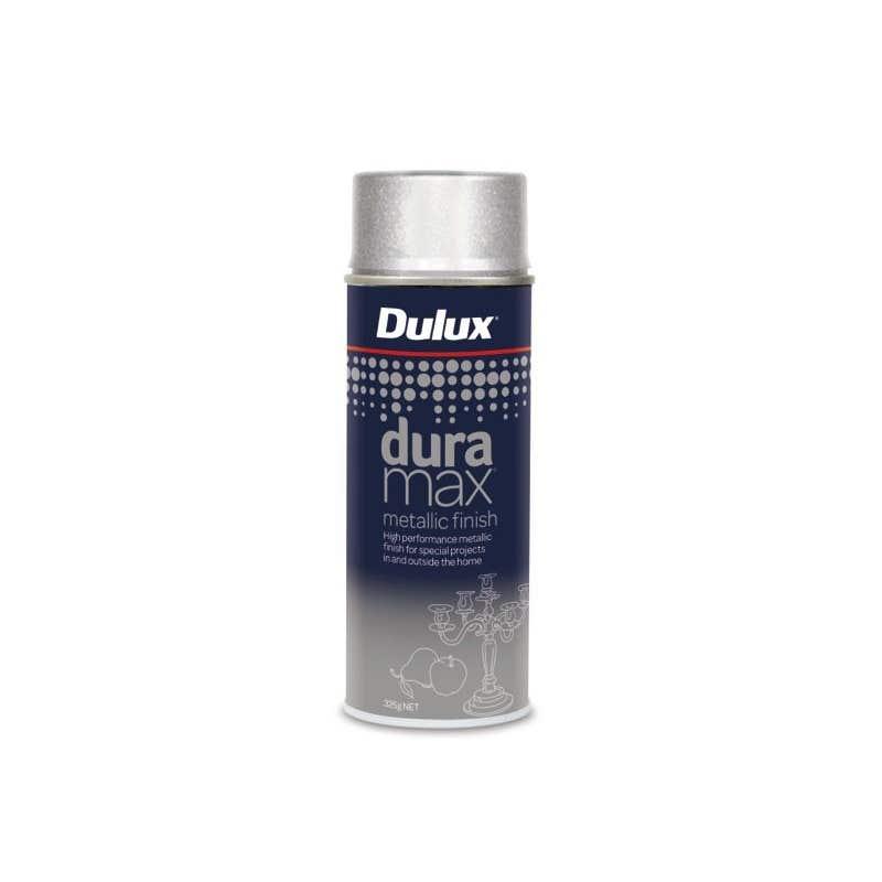 Dulux Duramax 325g Metallic Silver
