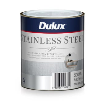 Dulux Design Stainless Steel Effect