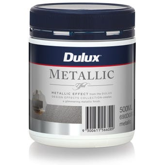 Dulux Design Metallic Effect