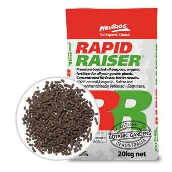 Neutrog Rapid Raiser Fertiliser 20kg