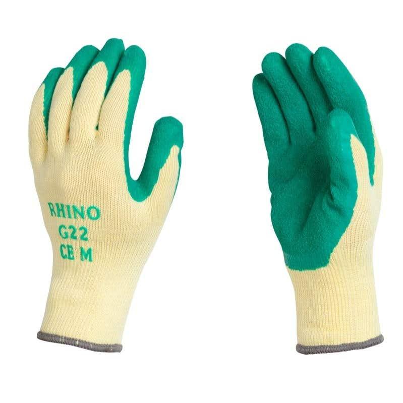 Rhino Original Gardener Gloves Large