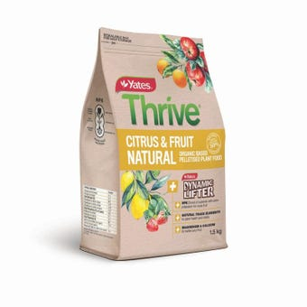 Yates Thrive Fertiliser 1.5kg Citrus