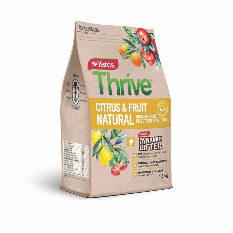 Yates Thrive Fertiliser 1.5kg Citrus | Home Timber & Hardware